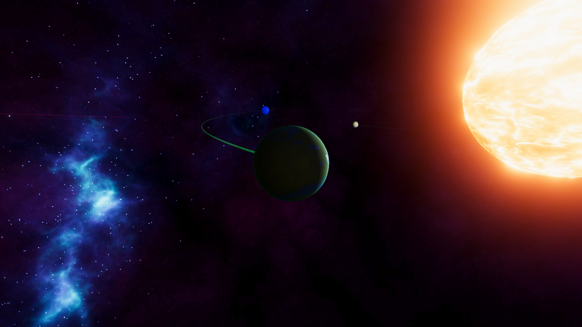 Multiplatform - Cosmic Simulation 1 - Science and Industry