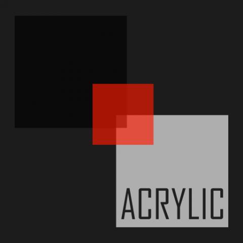Acrylic Material