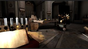 Gear VR - Caravaggio Experience details